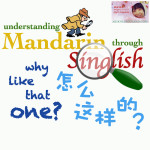 Mandarin Thru Singlish (1) – why like that one!